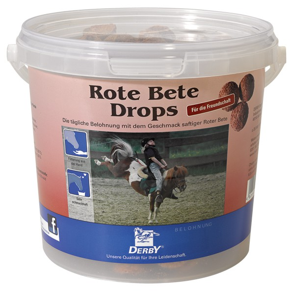 Derby Lecker Rote Beete Drops