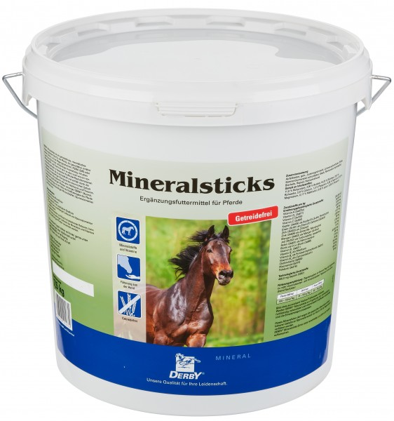 Derby Mineralsticks