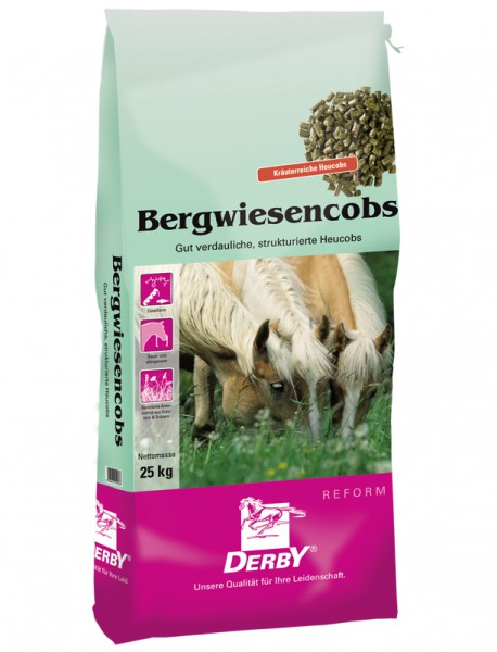 DERBY Bergwiesencobs